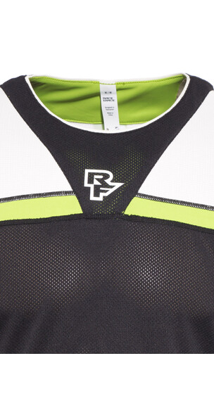 Race Face Stage Jersey Men black/lime